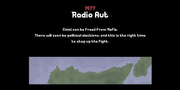 Radio Aut docu-game megaslide