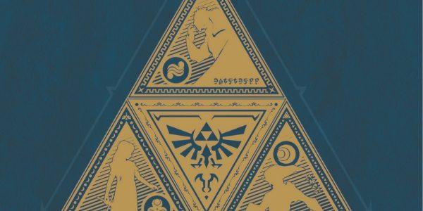 The Legend of Zelda: Enciclopedia di Hyrule banner