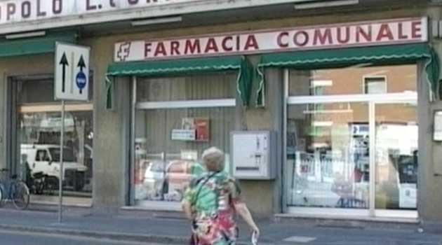 Farmacie comunali in vendita