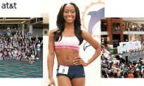 Miami Dolphins Cheerleading Auditions!!!
