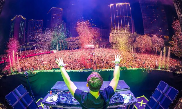 Hardwell – Live at Ultra Music Festival