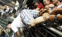 Ok, It's time For Fans To Stop Diving For Baseballs