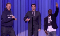 Lip Sync Battle with Will Ferrell, Kevin Hart and Jimmy Fallon