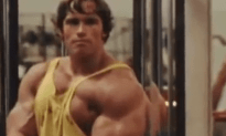 Spend 10 Minutes with Arnold Scwarzenegger