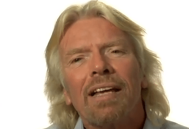 A Quick Interview With Sir Richard Branson