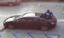 Heart Break Hotel – Guy Smashes Cheating GF's Car Windshield
