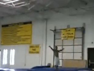 Insane Gymnast Skills