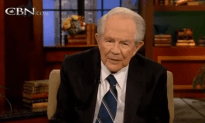 Pat Robertson on Gays and AIDS Everyone