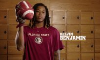 Kelvin Benjamin is the Best Receiver in College Football