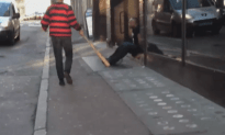 Guy With Baseball Bat Vs. Club Bouncer