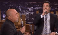 Billy Joel and Jimmy Fallon Form a Doo-Wop Group on Late Night