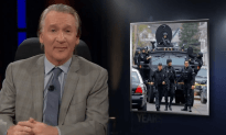 Real Time With Bill Maher: Blitzkrieg Cops