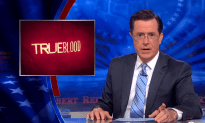"Stephan Colbert on True Blood – ""I'm a Republicunt"""