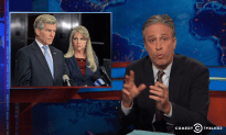 Jon Stewart on Virginia's Corrupt Governor and Wife