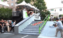 The Best Trick Contest at the Portland Dew Tour 2014