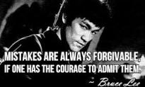 Every Man Should Have a Little Bruce Lee in His Repertoire