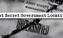 Five Top Secret Government Locations