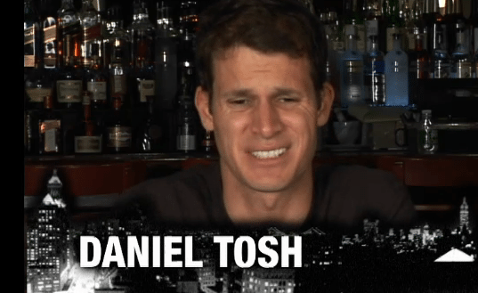 Daniel Tosh: Career Advice