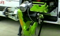 The Mobile Tire Changer WS-561-C