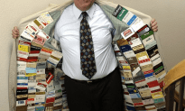 Walter Cavanagh Holds Guinness World Record for Most Active Credit Cards