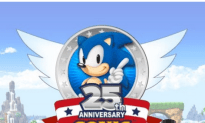 Sonic the Hedgehog Celebrates its Anniversary