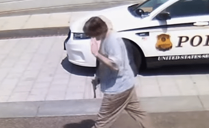 Video Released On Gun Wielding Man's Failed Attack On The White House (Warning: Graphic)