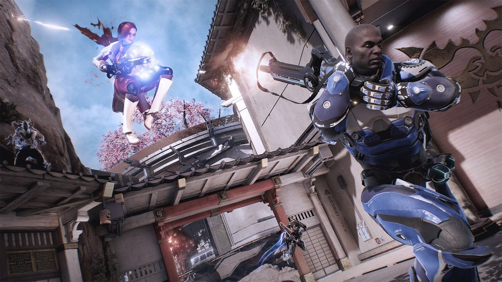 LawBreakers Is Now Available On PC And PS4