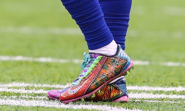 Odell Beckham Jr. Fined Over Craig Saber Cleats