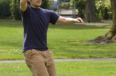 GET WISE:  Frisbee