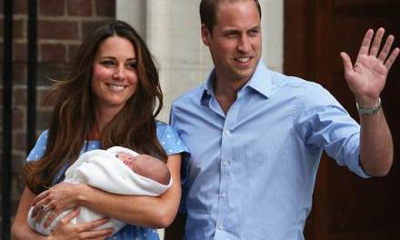 The Royal Baby Is Born!!!!