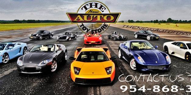 The New Auto Toy Store is The Most Honest Exotic Car Dealer in the America!