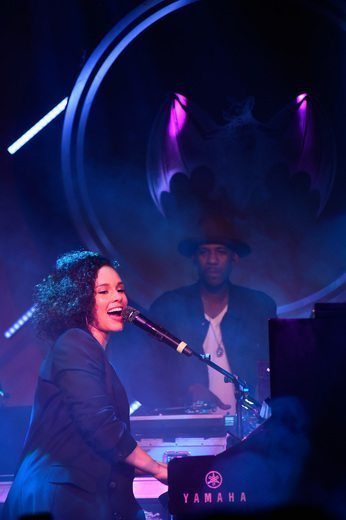 The Dean Collection X BACARDÍ Alicia Keys Art Basel Event Was One for the Record Books!