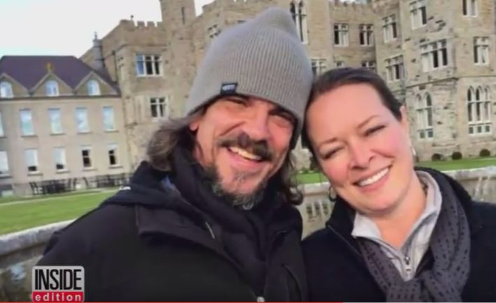 Melissa Cochran, London Attack Victim Standing On Her Own
