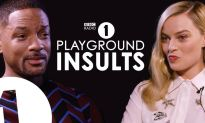Will Smith & Margot Robbie Insult Each Other