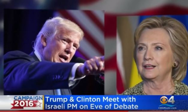 Trump and Clinton Gear Up For First Debate Tonight