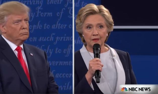 Top Moments Of The Second Presidential Debate