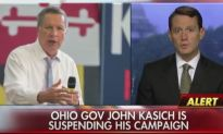 Ohio Gov. John Kasich Is Suspending His Campaign and Everyone Is Now Officially Worried
