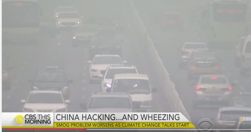 Beijing Is Currently Experiencing The Worst Pollution It Has Seen So Far