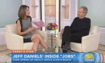 """Jeff Daniels Interview About His New Movie """"Steve Jobs"""" In Which He Plays Apple CEO John Sculley"""
