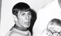 Star Trek Legend Leonard Nimoy Has Passed Away