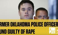 Former Oklahoma Police Officer Found Guilty of Rape