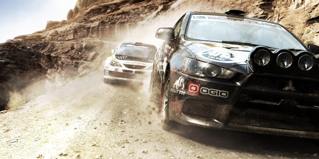 Dirt 4 Launching June 2017 For PS4, XB1, PC