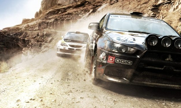 How Do Infinite Rally Stages Work In Dirt 4?