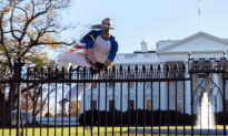 Joseph Caputo: White House Fence Jumper