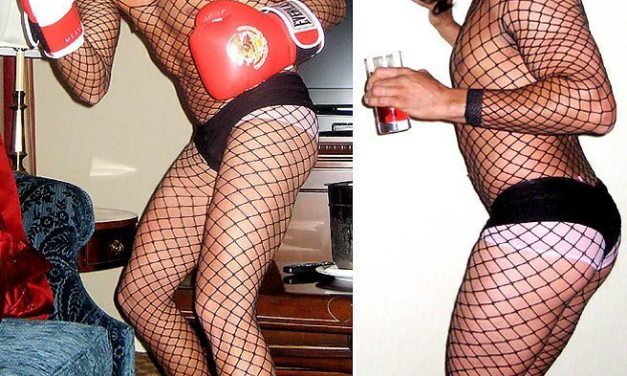 Oscar De La Hoya Does Blow And Likes To Wear Fishnets, So What