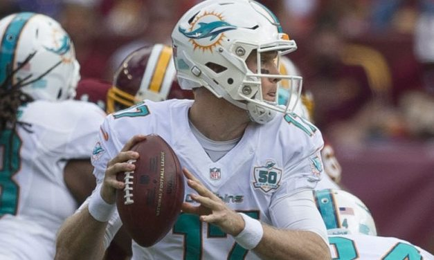 Ryan Tannehill To Miss Game Against Steelers