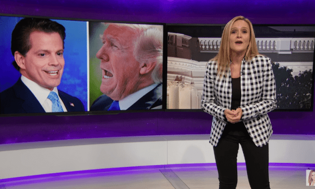 The Mooch Will Set Trump Free – Samantha Bee