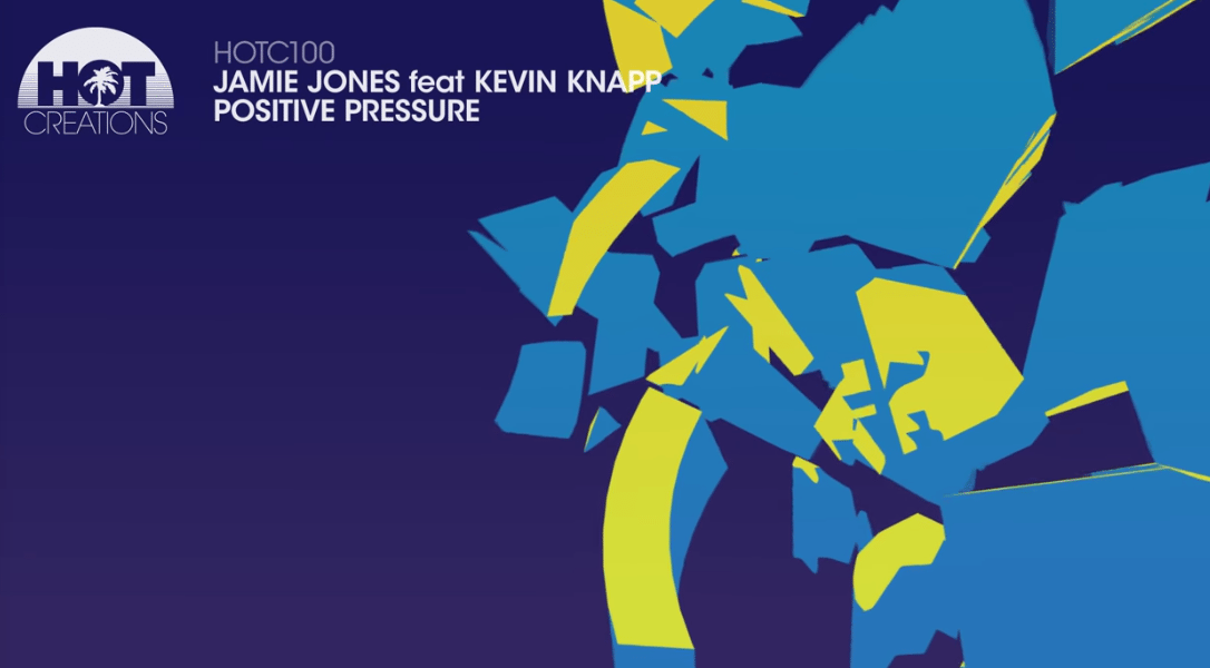 Jamie Jones feat Kevin Knapp – Positive Pressure