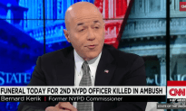 Bernard Kerik is in Complete Denial as to Why These Officers Were Shot