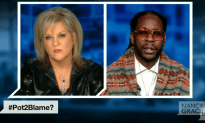 2 Chainz Vs. Nancy Grace on Pot